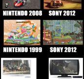 Sony Is So Phoney