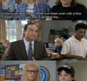 Wayne's World Gold