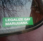 I Have A New Favorite Bumper Sticker