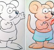 Add Post Coloring Book Corruptions: See What Happens When Adults Do Coloring Books