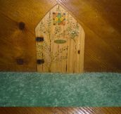 A Magical Fairy Door