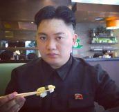 Kim Jong-un Cosplay