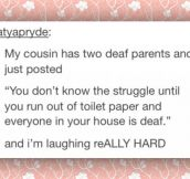 Deaf Parents Problems