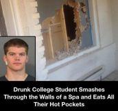 Drunk Smash