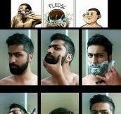 Every Beard Hides a Mystery