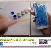 How To Change The Color Of Your iPhone