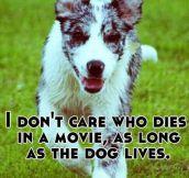 Movie Rule Number 5