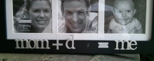 Picture Frame's Hidden Message
