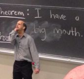 Theorem's Proof