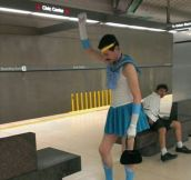 Sailor Freddie Mercury Just Made My Day