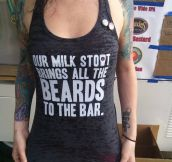 Milk Stout Benefits