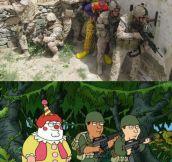 Clownouflage