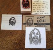 Stamp Your Face