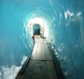 Frozen Tunnel