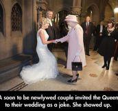 Well Played, Queen Elizabeth
