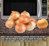 20 Easy Microwave Hacks…