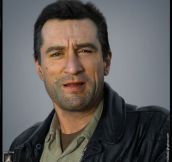 Incredibly Realistic CG Render of Robert DeNiro