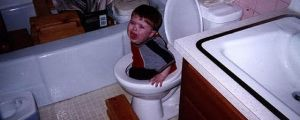 Kids being kids and getting stuck… (23 Pics)