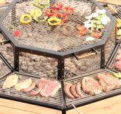 Barbecue Grill Table (10 Pics)