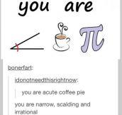 Q T Pie