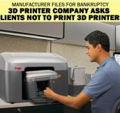 THE PROBLEM WITH 3D PRINTER MANUFACTURERS.