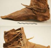 What Old Shoes Used To Look Like