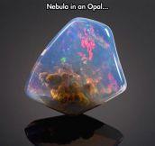 Space In An Opal