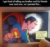 If Superman Says So