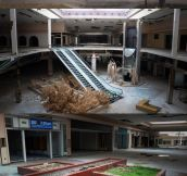 An Abandoned Mall In Ohio