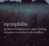 Being a Night Person Has a Definition