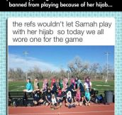 Respect To These Girls