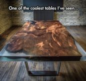 Now This Is An Awesome Table