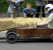 A Classy Ride