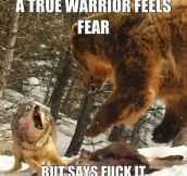 True Warrior
