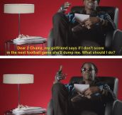 Relationship Advice From Love-Guru, 2Chainz