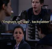 One Of Brooklyn Nine-Nine's Best Scenes