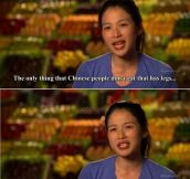 Chinese Food In A Nutshell