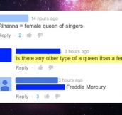 The Female Queen Of Singers