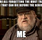 The Worst Thing That Can Happen To Game Of Thrones Fans
