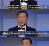 George Takei On Couples