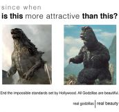 All Godzillas Are Beautiful