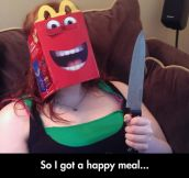 The New Happy Meal Boxes: You Are What You Eat
