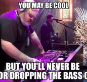 Hodor Is Also a DJ