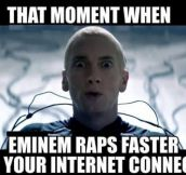 Eminem Vs. The Internet