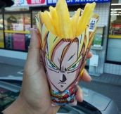 Japan Knows How To Sell French Fries