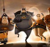 Justice League Of 'Murica
