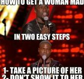 Easiest Way To Get a Women Mad
