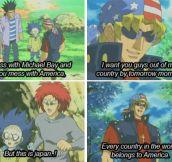How Japan Sees America