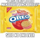 Stop It, Oreo