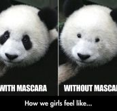 Mascara Makes A Big Difference